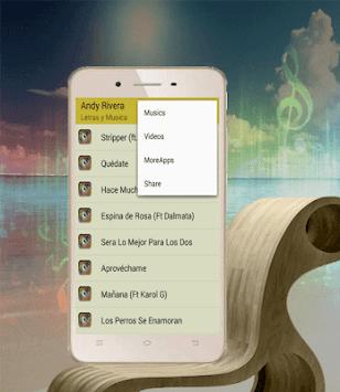 Letras Andy Rivera Salgamos Musica Mix APK Latest Version Download