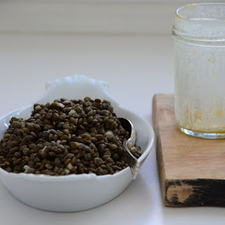 French Lentil Salad with Dijon