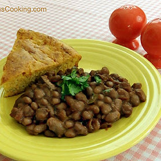 Barbecue Beans With Pinto Beans Recipes.
