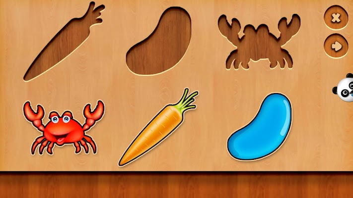 Baby Wooden Blocks - screenshot