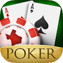 Texas Hold'em Poker + | Social icon