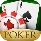 Texas Hold'em Poker +  Social icon