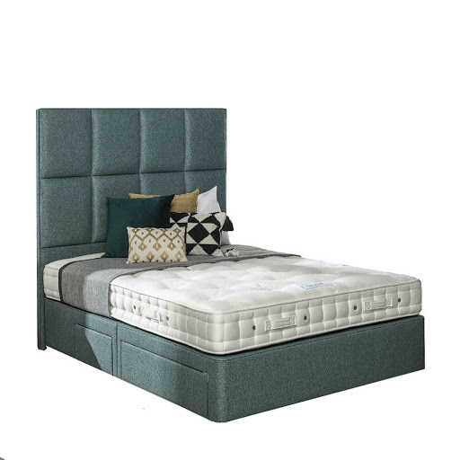 Hypnos Lavender Deluxe Bed on Legs