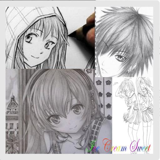 Langkah Untuk Lukisan Manga Apl Di Google Play