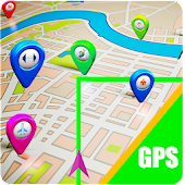 GPS Find Place: Maps