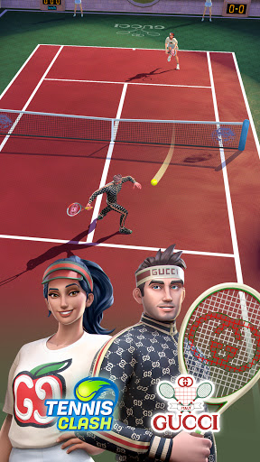 Tennis Clash: The Best 1v1 Free Online Sports Game 2.4.0 screenshots 4