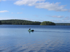 Photo: Утренняя рыбалка