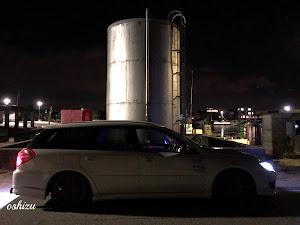 レガシィツーリングワゴン BP5 2.0GT Spec.B D型のカスタム事例画像 おしずさんの2019年10月23日00:11の投稿