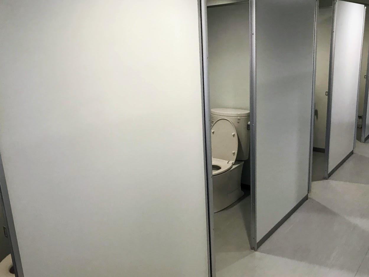 マツダ第2小磯寮・洋式トイレ