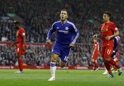 Hazard veut reconquérir le titre avec Chelsea