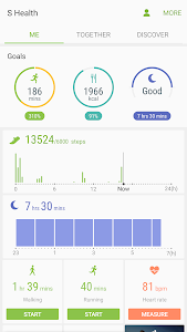 S Health 5 0 1 0001 + (AdFree) APK for Android