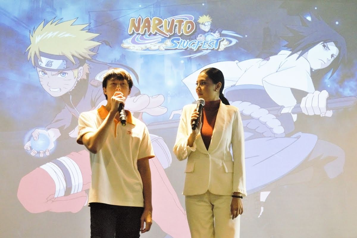 Naruto Slugfest MMORPG