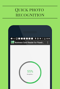 Biz Card Reader for Pipedrive- screenshot thumbnail