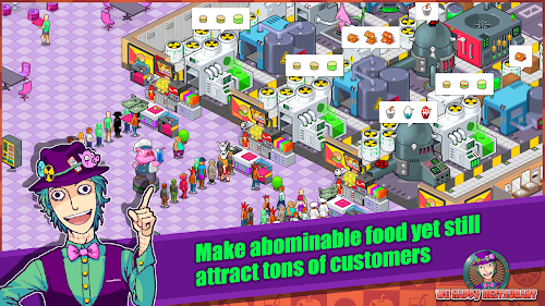 Screenshot 2 We Happy Restaurant 2.4.3 APK MOD