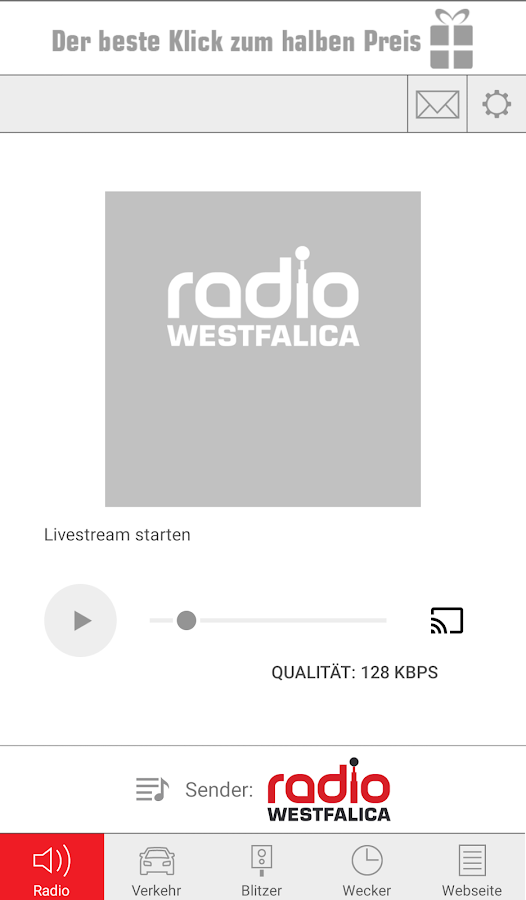 Radio Westfalica- screenshot
