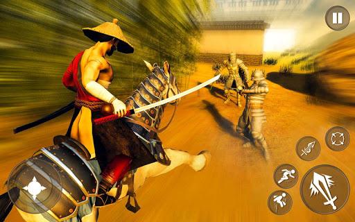 Shadow Ninja Warrior - Samurai Fighting Games 2020 1.3 screenshots 6