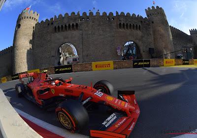 Nieuw uitstel van Formule 1 seizoen? GP van Baku (7 juni) komt in het gedrang