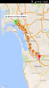 San Diego MTS Info screenshot 2