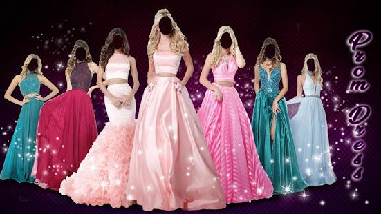 Ballkleider Fotomontage - Kleid Aufkleber – Apps bei Google Play