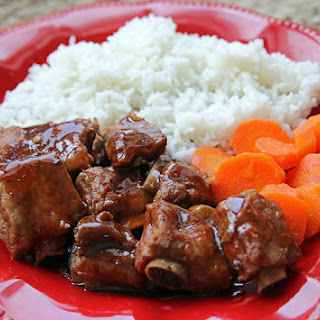 Instant Pot Sweet and Sour Spareribs.