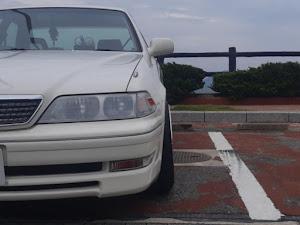 マークII GX100 1999年式後期型のカスタム事例画像 ゆうきさんの2019年09月25日09:07の投稿