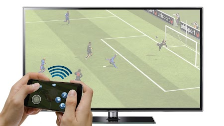 Gameloft Pad Samsung Smart TV APK screenshot thumbnail 2