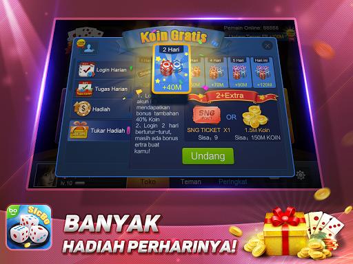 Boyaa Domino QiuQiu: KiuKiu 99  gameplay | by HackJr.Pw 6