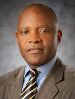 Dr John N. Nkengasong is the director of the Africa CDC.