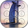 Dubai City Of Gold Lock Screen