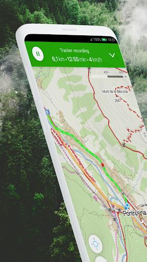 Windy Maps screenshot 1