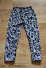 Photo: лосины-штаны из трикотажа для девочки