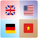Flags Matching Game icon