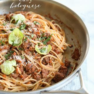 Bolognese Sauce No Wine Recipes.