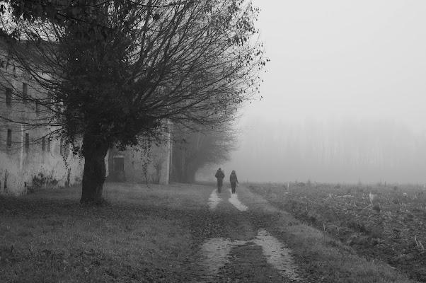 Passeggiata invernale di Giomi