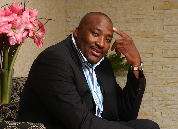 Gayton McKenzie. Picture: FINANCIAL MAIL