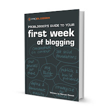 Photo: First week of blogging