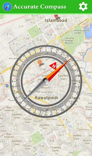 Accurate Compass on Google Map APK | APKPure ai