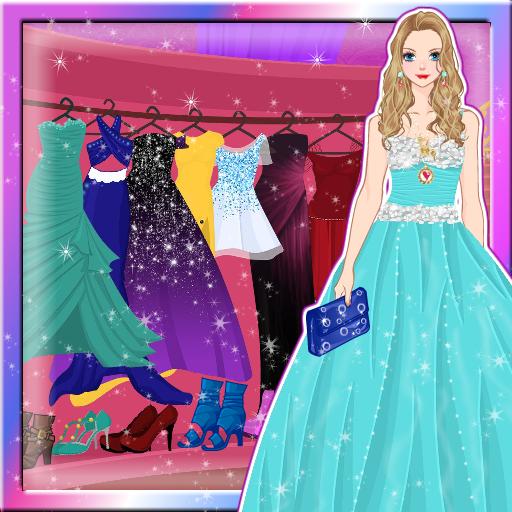 Royal Princess Prom Dress up (game)