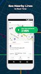 screenshot of Moovit: Bus Times, Train Times & Live Updates