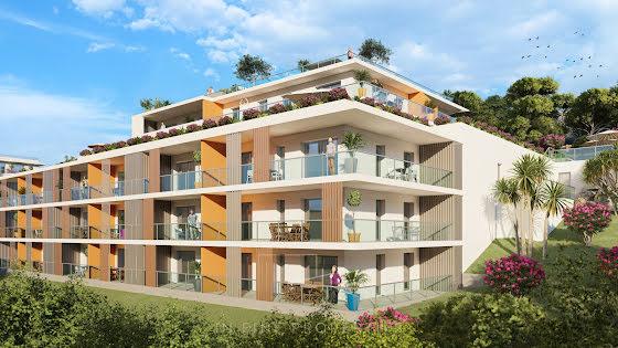 Vente appartement 2 pièces 41,31 m2