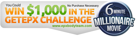 Photo: The EPX $1000 lose weight challenge