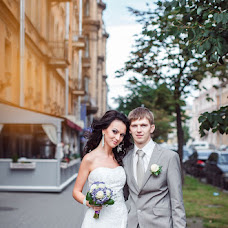 Wedding photographer Aleksandra Molvo (Molvo). Photo of 06.10.2013