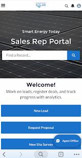 Download SET Sales Portal For PC Windows and Mac apk screenshot 1