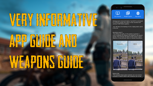 Battlegrounds Advanced Graphics Tool [NO BAN] 1.0.56 Apk for Android 3