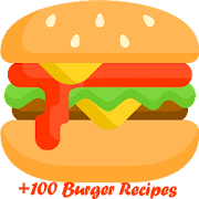 +100 burger recipes offline