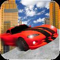 Roof Jump Car Stunts icon