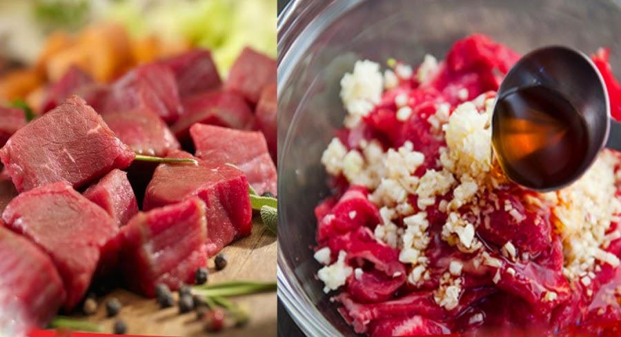 Cách tẩm ướp gia vị đúng cách giúp thịt thấm đều và ngon khó cưỡng