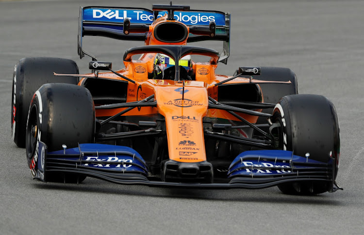 "McLaren will ditch the wording ""a better tomorrow"" from its F1 cars for this weekend's season-opening Australian Grand Prix."