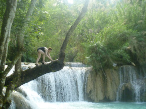 Photo: Kuang Si Waterfall