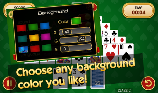 Pyramid Solitaire Challenge modavailable screenshots 3